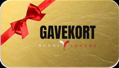 Sushi Lovers Gavekort